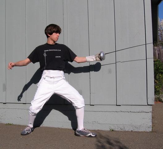 Marin Pentathlon Club - Learn to Fence